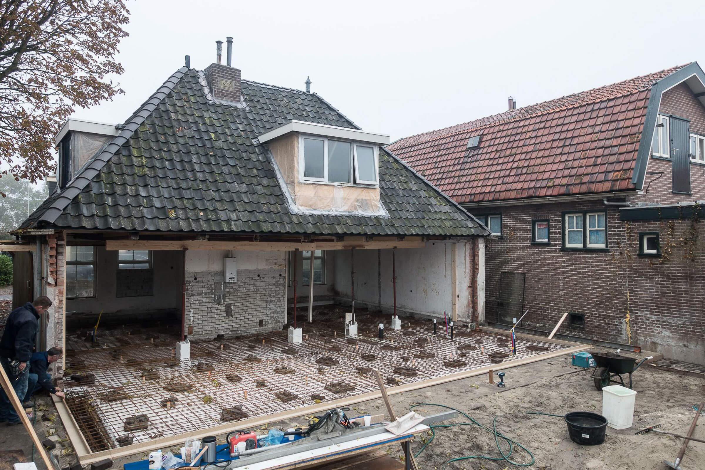 Project stolp Broek op Langedijk